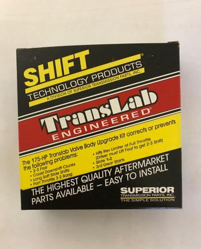 Superior | Translab Shift Kit TL 175 HP (High Performance Type)