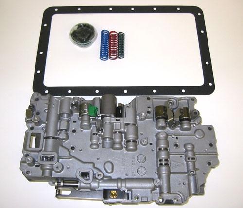 Toyota / Lexus A650E Modified Valve Body