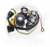 Solenoid Kit w/ 13 Ohm Damper Clutch Solenoid (late)